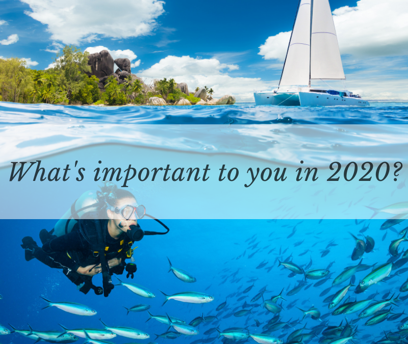What's important to you in 2020?